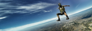 {8~D GoPro FB Page SkyDive-Panoramic #03 L+R 3840x1080 16.9