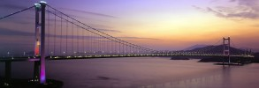 Tsing Ma Bridge, Hong Kong