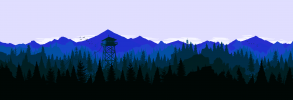 Firewatch blue version