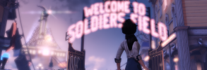 Bioshock Infinite - Soldiers Field