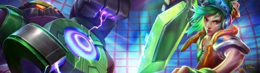 League of Legends: Arcade Riven