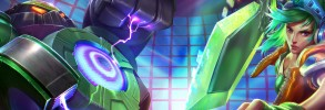 League of Legends: Arcade Riven