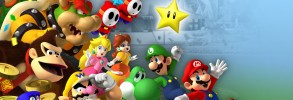 Mario, Luigi and Others