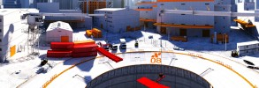 Mirror's Edge: Construction