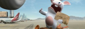 Rayman Raving Rabbid's TV Party