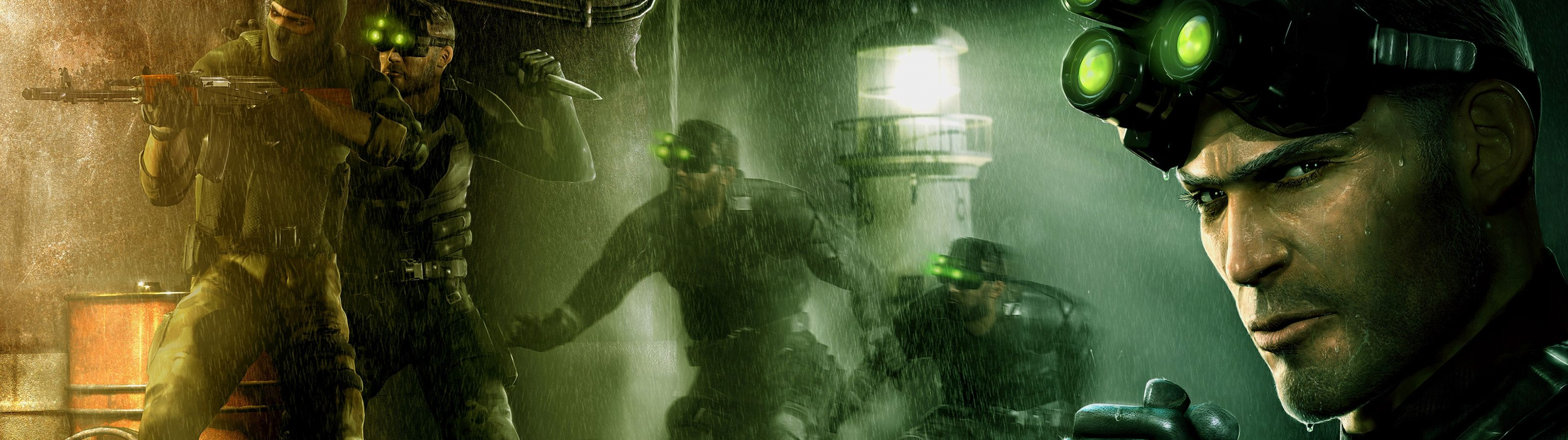 Splinter Cell: Back Stab