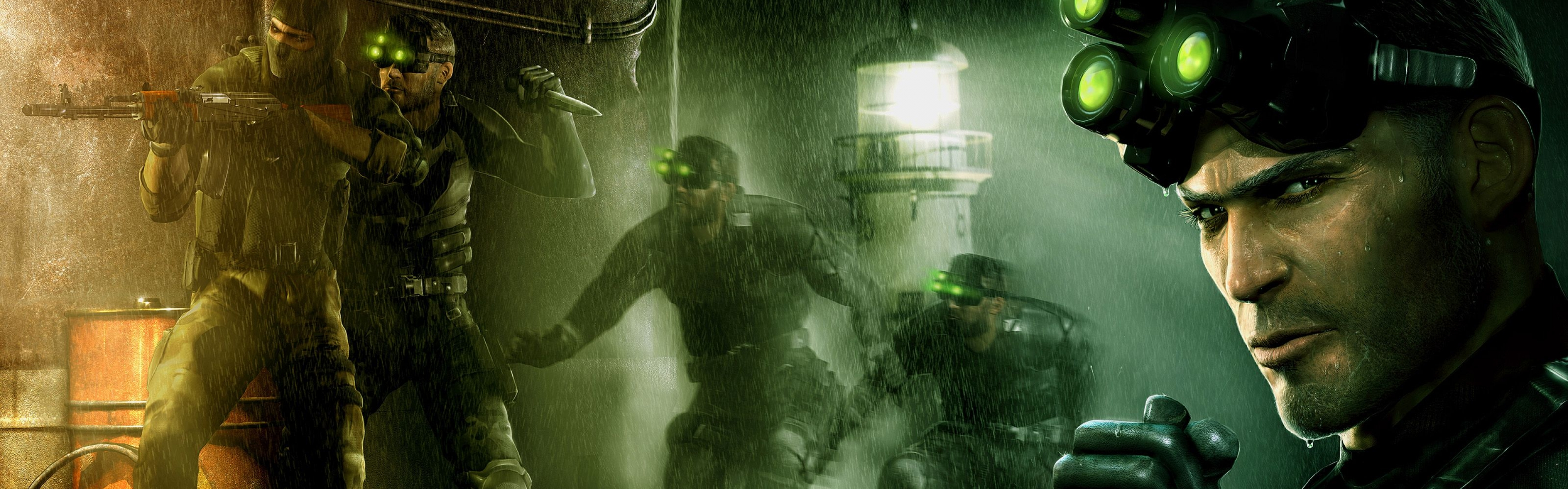 Splinter Cell Back Stab