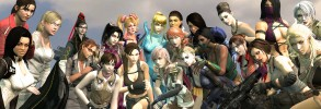 Video Game Women