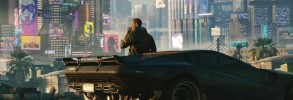 Cyberpunk 2077 - A mercenary on the rise