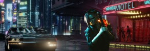 Cyberpunk 2077 - Just around the corner