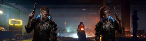 Cyberpunk 2077 - Coming through