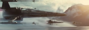 Star Wars Episode VII X-Wings