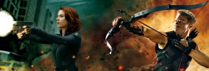 The Avengers: Black Widow & Hawkeye