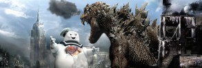 Godzilla vs. Staypuft