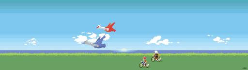 Pokémon: Latias and Latios
