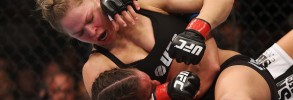 Ronda Rousey: Head In Arm Control