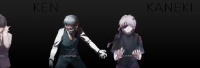 Ken Kaneki - Dual Monitor Background