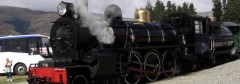 NZ Steamtrain