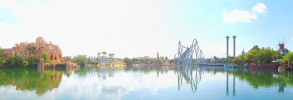 Islands of Adventure Lagoon
